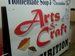 Arts and Crafts Exhibition - June long weekend