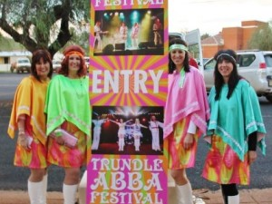 ABBA Festival  Trundle Postphoned DUE TO CARONA VIRUS