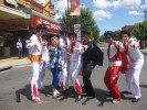 Parkes Elvis Festival - Shuttle bus service now available to and from Parkes.