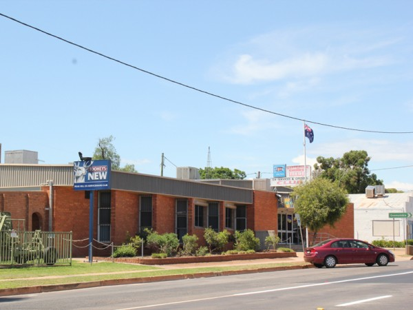 Peak Hill Ex-Services  & Citizens Club