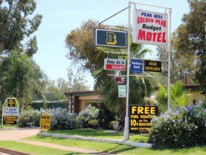 Peak Hill Golden Peak Budget Motel - Offering up to 20c Litre Fuel Discount when staying here (conditions apply)